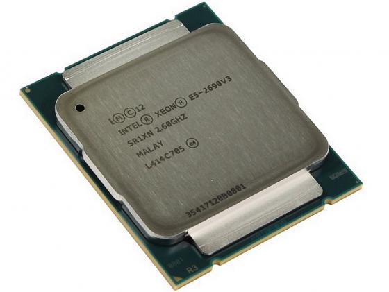 Процессор Dell Intel Xeon E5-2690v3 2.6GHz 30Mb 374-BBGS процессор intel xeon e5 1620v2 cpu z9pa u8