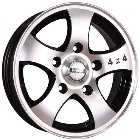 Диск Tech Line Neo 641 7x16 5x139.7 ET35 BD колесные диски tech line 602 7х16 5х114 3 d67 1 ет40 bd