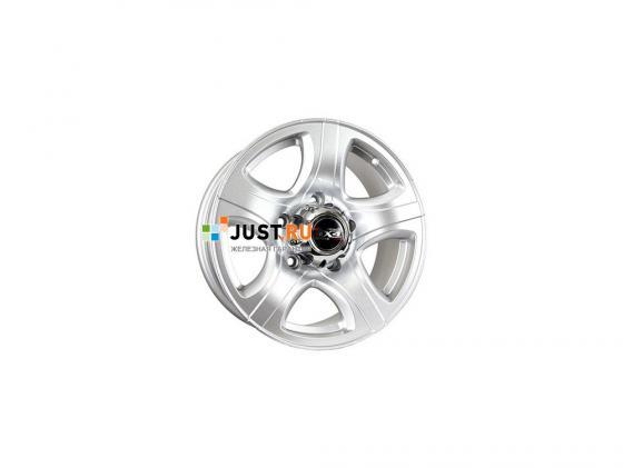 Диск Tech Line 622 7.5x16 5x139.7 ET10 Silver