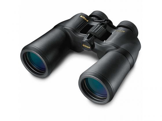 Бинокль Nikon ACULON A211 10x50 черный цены