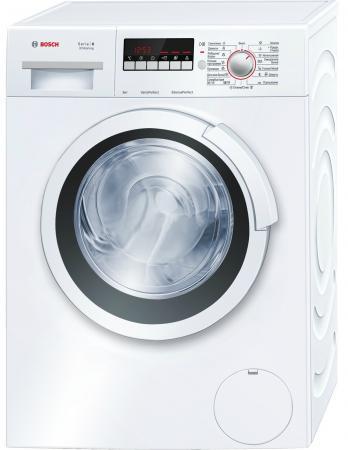 Стиральная машина Bosch WLK24264OE белый стиральная машина siemens wm 10 n 040 oe