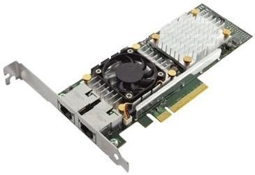 Адаптер Dell NIC Broadcom 57810 DP 10Gb BASE-T Network Interface Card 540-BBGU адаптер dell nic broadcom 57810 dp 10gb base t network interface card 540 bbgu