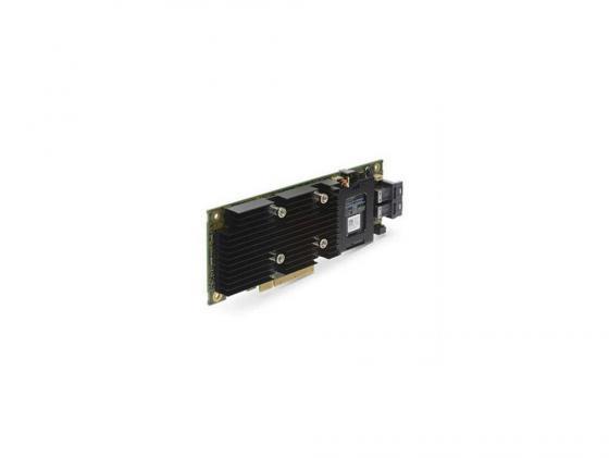 Контроллер Dell PERC H730p RAID 0/1/5/6/10/50/60 2GB NV Cache 12Gb/s 405-AAEHt контроллер dell h830 raid for external jbod 2gb nv cache 405 aaer
