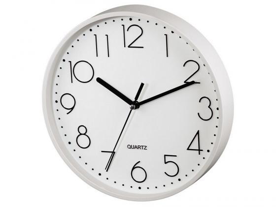 Часы Hama PG-220 настенные аналоговые белый 123166 все цены