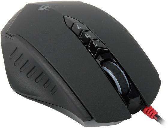 все цены на Мышь проводная A4TECH Bloody V8 чёрный USB