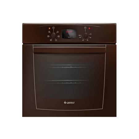 Электрический шкаф Gefest ДА 602-02 коричневый электрический шкаф gefest 602 02 белый