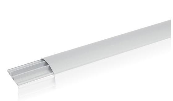 Кабель-канал Legrand напольный пластик 70х18 2м L30093