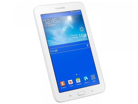 "Планшет Samsung Galaxy Tab 3 Lite 7"" 8Gb белый 3G Wi-Fi Bluetooth Android SM-T116NDWASER цена и фото"