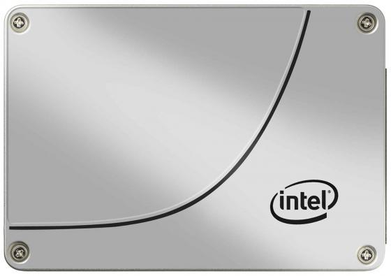 Твердотельный накопитель SSD 2.5 1.2 Tb Intel SSDSC2BA012T401 Read 550Mb/s Write 520Mb/s MLC