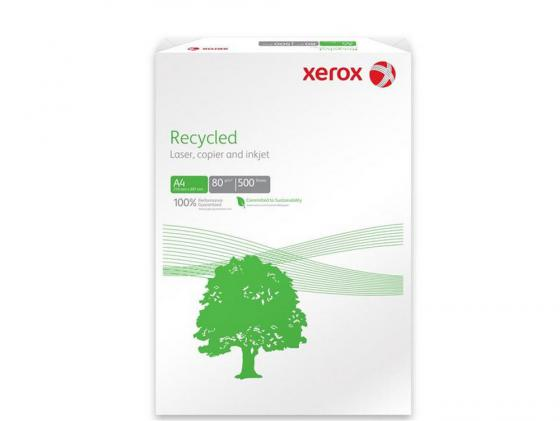 Бумага Xerox Recycled Plus А4 80 г/кв.м 500л 003R91912 mitsubishi 100% mds r v1 80 mds r v1 80