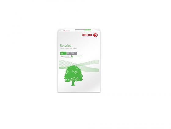 Бумага Xerox Recycled А4 80 г/кв.м 500л 003R91165 бумага xerox office а3 80 г кв м 500л 421l91821