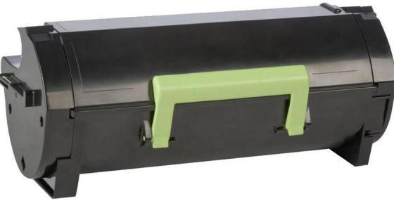 Картридж Lexmark 50F5X0E для MS410/MS510/MS610 черный 10000стр картридж lexmark c736h1mg для c73x x73x пурпурный 10000стр