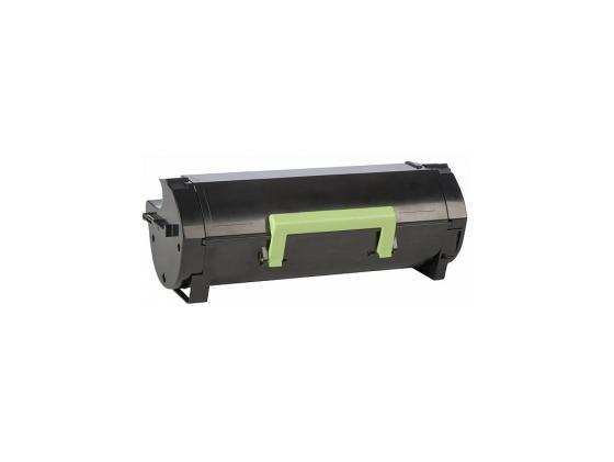 Картридж Lexmark 60F5H0E для MX310/MX410/MX510/MX511/MX611 черный 10000стр compatible toner lexmark c930 c935 printer laser use for lexmark refill toner c940 c945 toner bulk toner powder for lexmark x940