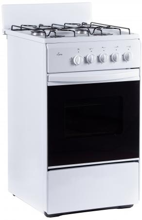 лучшая цена Газовая плита Flama RG 24011 W белый
