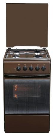 Газовая плита Flama RG 2401 В коричневый
