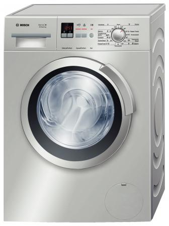 Стиральная машина Bosch WLG2416SOE серебристый стиральная машина bosch wan2416soe серебристый