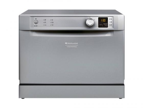 Посудомоечная машина Ariston HCD 662 S EU серебристый
