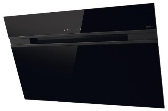 Вытяжка каминная Elica STRIPE BL/A/90/LX черный вытяжка каминная elica class 90 a ix bl черный
