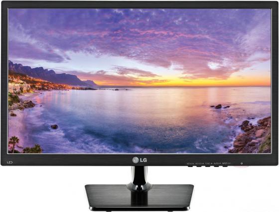 Монитор 21.5 LG Flatron 22M37D-B черный TN 1920x1080 200 cd/m^2 5 ms DVI VGA монитор flatron e2241