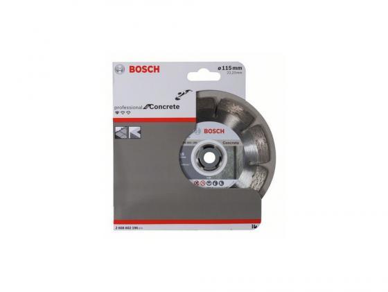 Алмазный диск Bosch ProfEco по бетону 2608602196 алмазный диск по бетону bosch standart 115мм 2608602196