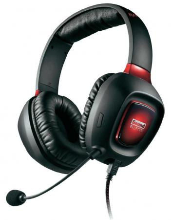 Гарнитура Creative SOUND BLASTER TACTIC3D RAGE WIRELESS V2.0 черный красный 70GH022000003 стоимость