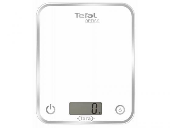 Весы кухонные Tefal BC 5000V1 электронные белый tefal bc 5060