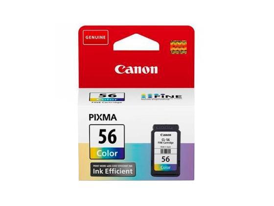 Картридж Canon CL-56 для Pixma E404 E464 цветной 9064B001
