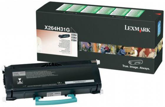 Картридж Lexmark X264H31G для X26x/X36x черный 9000стр 7 4v 2000mah battery for wltoys 12428 12423 l202 k959 rc car spare parts upgrade accessories free shipping