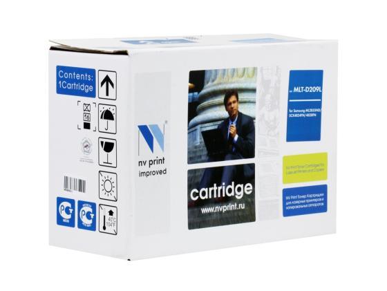 Картридж NV-Print MLT-D209L для Samsung ML-2855ND/SCX-4824FN/4828FN черный 5000стр nv print ml4550b тонер картридж для samsung ml 4050n 4550 4551n 4551nd