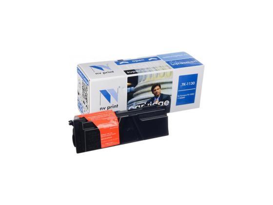 Картридж NV-Print TK-1130 для Kyocera FS-1030/1130MFP черный 3000стр картридж nv print совместимый kyocera tk 1130 для fs 1030 1130mfp чёрный 3000 страниц