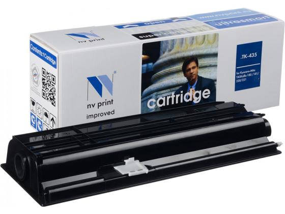 Картридж NV-Print TK-435 для Kyocera Mita KM TASKalfa 180/181/220/221 черный 15000стр genunie fuser upper guide for kyocera taskalfa 180 181 220 221 302kk25011