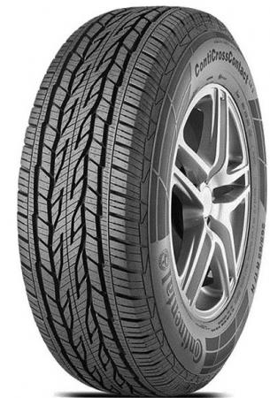 Шина Continental ContiCrossContact LX2 265/65 R17 112H зимняя шина continental contivikingcontact 6 225 55 r17 101t