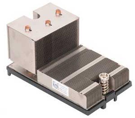 лучшая цена Радиатор Dell PowerEdge R730/R730xd без графического процессора 412-AAFW