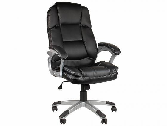 Кресло руководителя College BX-3233/3323 экокожа черный кресло руководителя college bx 3001 1 экокожа коричневый