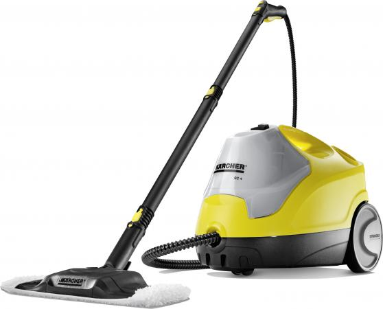 Пароочиститель Karcher SC 4 EU 2000Вт 3.5бар желтый 1.512-405.0 паровая станция karcher sc 5 eu желтый 1 512 500 0