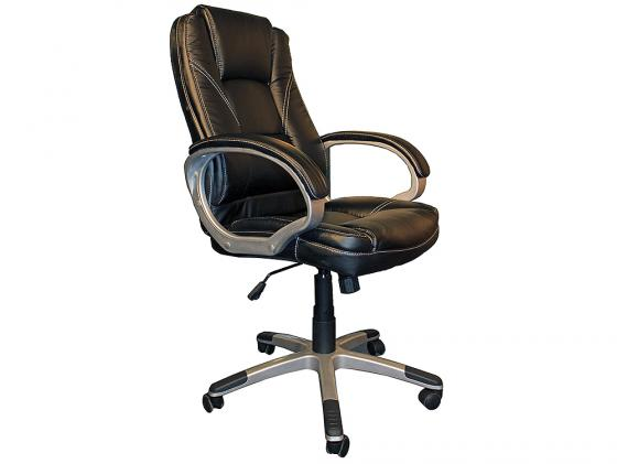 Кресло руководителя College BX-3177 экокожа черный кресло компьютерное college bx 3177 black