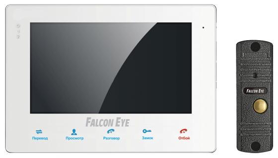 Комплект видеодомофона Falcon Eye FE-KIT Квартира монитор 7 + панель
