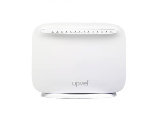 Маршрутизатор Upvel UR-835VCU 4xLAN 10/100/1000 Мбит/с Wi-Fi 802.11ac 1300 Мбит/с wi fi роутер upvel ur 825ac