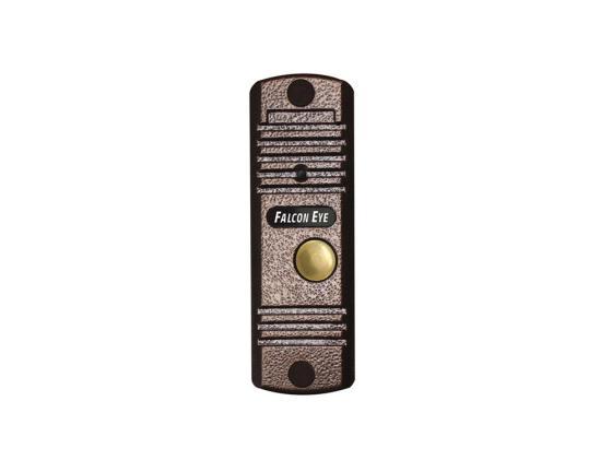 Вызывная панель Falcon Eye FE-305C 4-х проводная антивандальная с ИК подветкой до 1м Antique вызывная панель falcon eye fe ipanel 3 id black