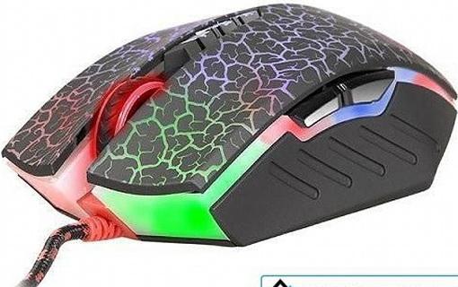 лучшая цена Мышь проводная A4TECH Bloody A7 Blazing чёрный USB