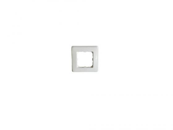 Рамка Legrand Cariva 1 пост белый 38001 цена