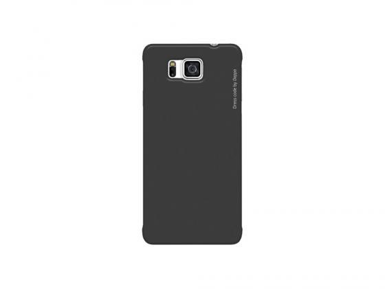 Чехол Deppa Air Case  для Samsung Galaxy Alpha черный 83151