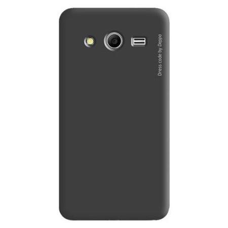 Чехол Deppa Air Case  для Samsung Galaxy Core II черный 83083 чехол для samsung galaxy core gt i8262