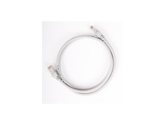 Патч-корд UTP 5е категории 3м ITK PC01-C5EU-3M серый
