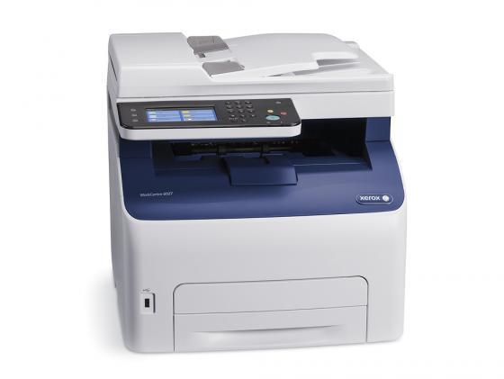МФУ Xerox WorkCentre 6027V/NI цветное A4 18ppm 2400x1200dpi Wi-Fi Ethernet USB xerox workcentre 6605n