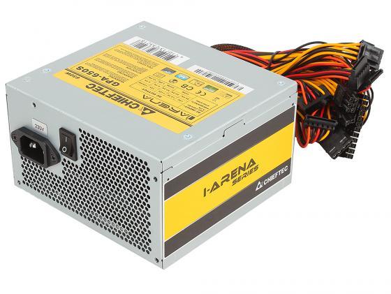 Блок питания ATX 650 Вт Chieftec GPA-650S блок питания chieftec блок питания chieftec gpa 700s