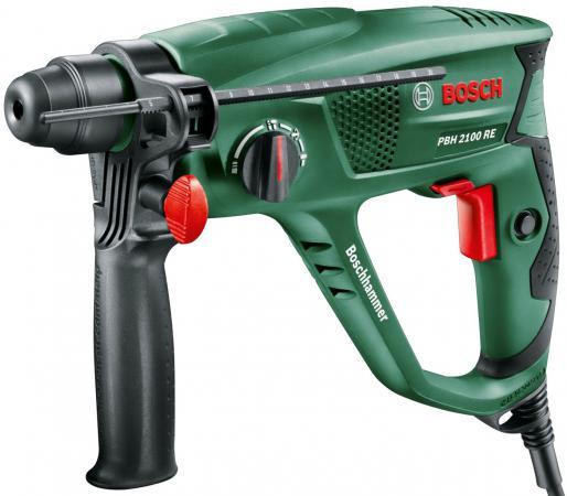 цена на Перфоратор Bosch PBH 2100 RE 550Вт