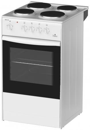 Электрическая плита Дарина S EM341 404 W белый