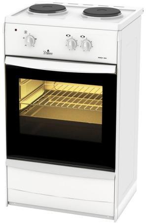 Электрическая плита Darina S EM521 404 W белый е в кухаренко в гостях у сказки комплект стендов для оформления группы детского сада