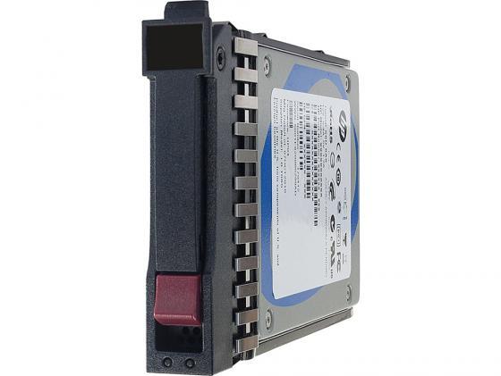 Жесткий диск SSD 2.5 120Gb HP SATAIII 756621-B21 накопитель ssd hp 756621 b21 120gb 756621 b21